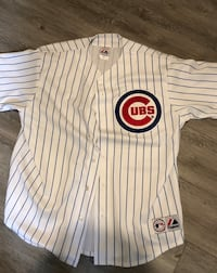 Chicago Cubs jersey xl