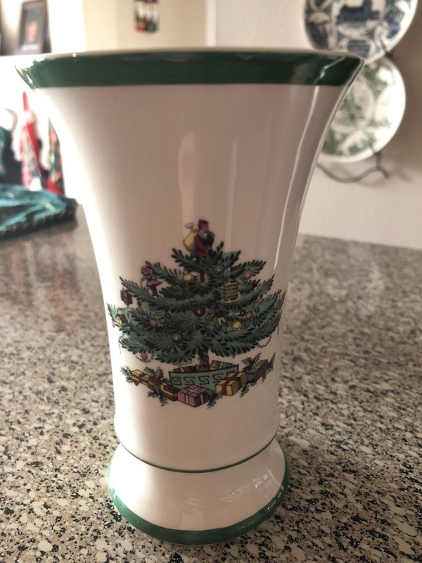 Spode Christmas Tree Specialty Pieces