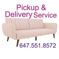 Local Moving, Pickup & Delivery Service in the GTA Toronto
