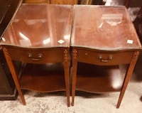 Pair of Vintage tables  Ridley Park, 19078