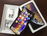 64Gb Silver iPhone Xs - AT&T ONLY!!! New York, 10018