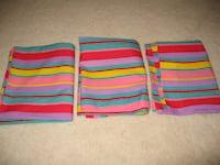 Lot of 3 pillow case