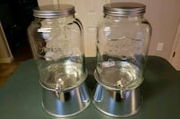 Mason Jar Beverage Dispensers with Galvanized Tubs Middletown, 21769