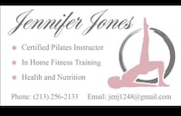 Private pilates instruction Bethlehem