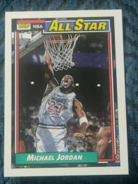 Michael Jordan #115    All-star  Chesapeake, 23320