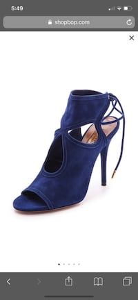Aquazzura Cutout Booties Atlanta, 30327
