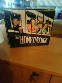 Honeymooners.the classic 39 on vhs.Great condition Oak Lawn, 60453