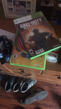 Xbox 360 Call of Duty Black Ops game case Norwalk, 90650