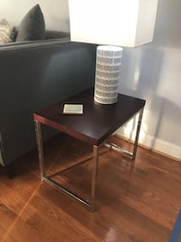 End tables (Sold as a set, $36 for 2)