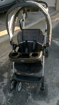 Sit n Stand Double Stroller Richmond, V6X