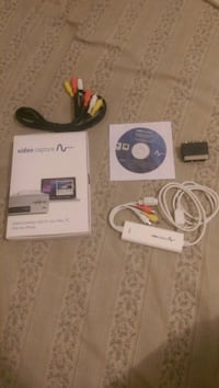 Elgato analog video capture device  Toronto, M5A 2E2