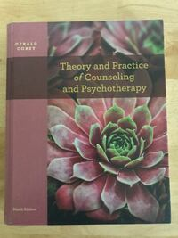 Theory and Practice of Counseling and Psyhotherapy Chantilly, 20166