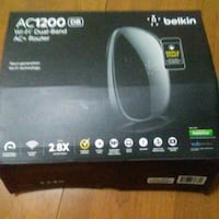 Belkin AC1200 DB Router & Belkin Rev B Backup Unit Collierville, 38017