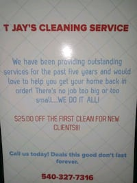 House cleaning Winchester