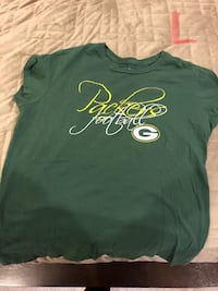 green Green Bay Packers crew-neck t-shirt Bristow, 20136