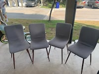 Set of 4 dining room chairs  Surf City, 28445