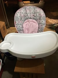 Girls Booster/Highchair Germantown, 20874