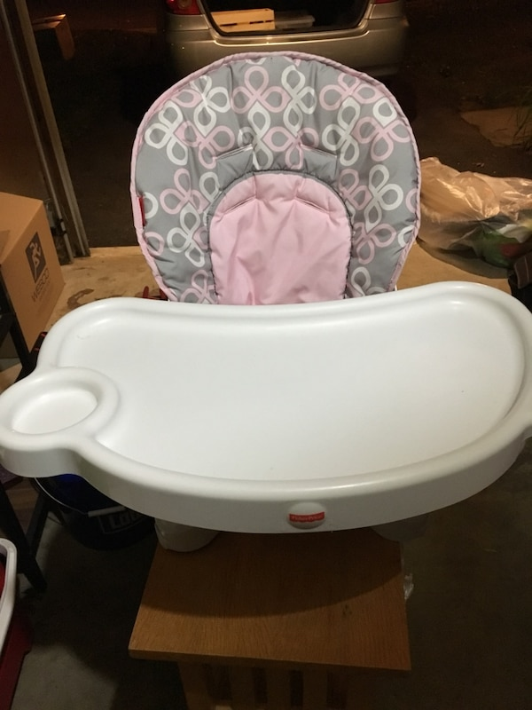 Girls Booster/Highchair