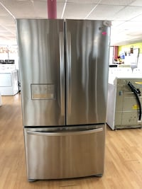 Kenmore stainless steel French door refrigerator  Woodbridge, 22191