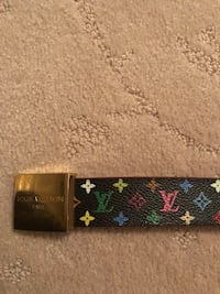 Authentic Louis Vuitton belt Edmonton, T5Z 0C6