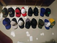 Mens Assorted hats 20$ each Edmonton, T5X 4B2