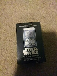 Starwars a new hope sound track Canby, 97013