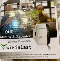 Wi-Fi Extender Norman, 73071