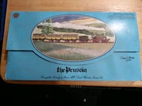 Prussian Train and Xmas Express Train Sacramento, 95821