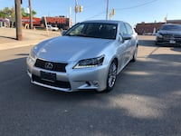 2013 Lexus GS 450 hybrid fully loaded with winter tires Toronto