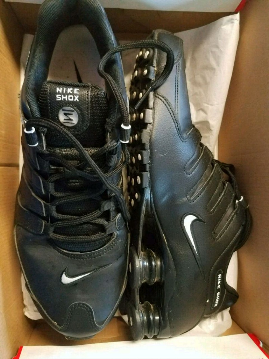 cheap for discount e6f7a f6f7a ... used size 11 nike shox for sale in mebane letgo