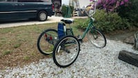 Electric Tricycle 834 mi