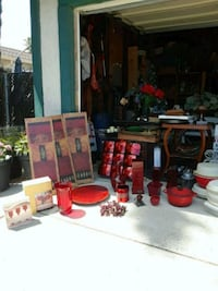 Moving and need to sell lots of home decor! Pittsburg, 94565