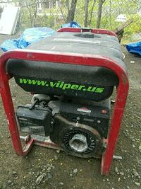 red and black portable generator Hamden, 06514