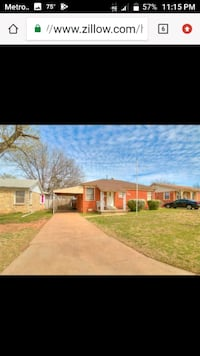 HOUSE For Sale 2BR 1BA Midwest City