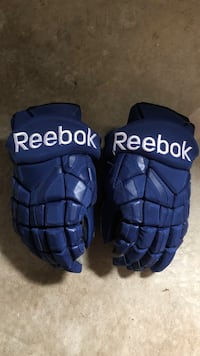 Canucks Prostock Gloves  Maple Ridge, V2X 0G6