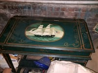 Drafting Desk with ship painting  Woodbridge Township, 07095