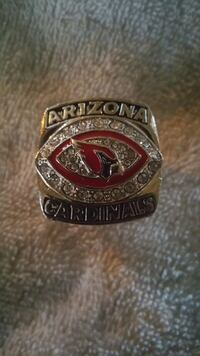 Arizona Cardinals Ring Anchorage, 99503