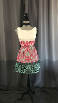 Die Wu Sky cocktail dress. Size small Edmonton, T6K 3K2