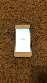 Blue ipod touch great condition Wilson, 14131