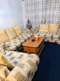 Three sofas for sale in excellent condition