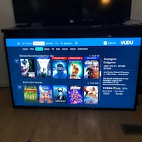 "60"" Vizio Smart TV  Stafford, 22556"