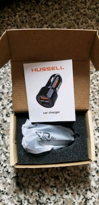 Hussell Dual USB Car Charger (Updated 2019 Model)