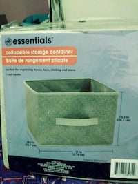 Collapsible storage containers Las Cruces, 88001