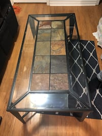 Coffee table + side table  Mississauga, L5N 7N3