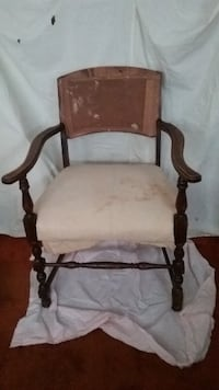 Solid Wood Arm Chair - DIY Special -  Structure is Secure Gaithersburg