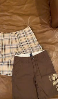 GAP boys shorts- size 7