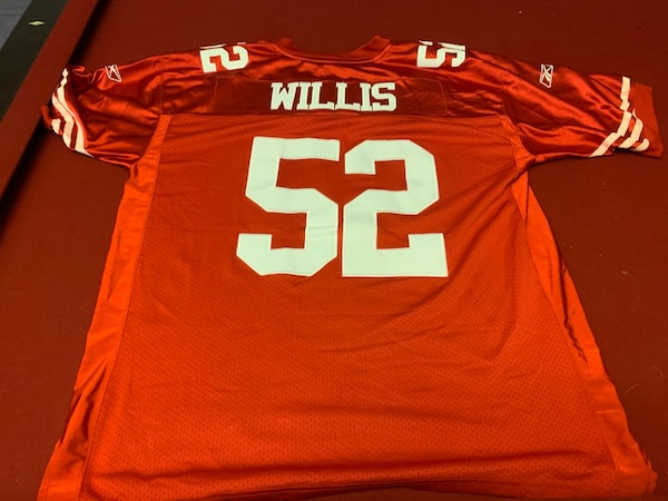 pretty nice 95f4c 286a9 49ers jerseys. Patrick Willis, Anquan Boldin. Colin Kaepernick and NaVorro  Bowman