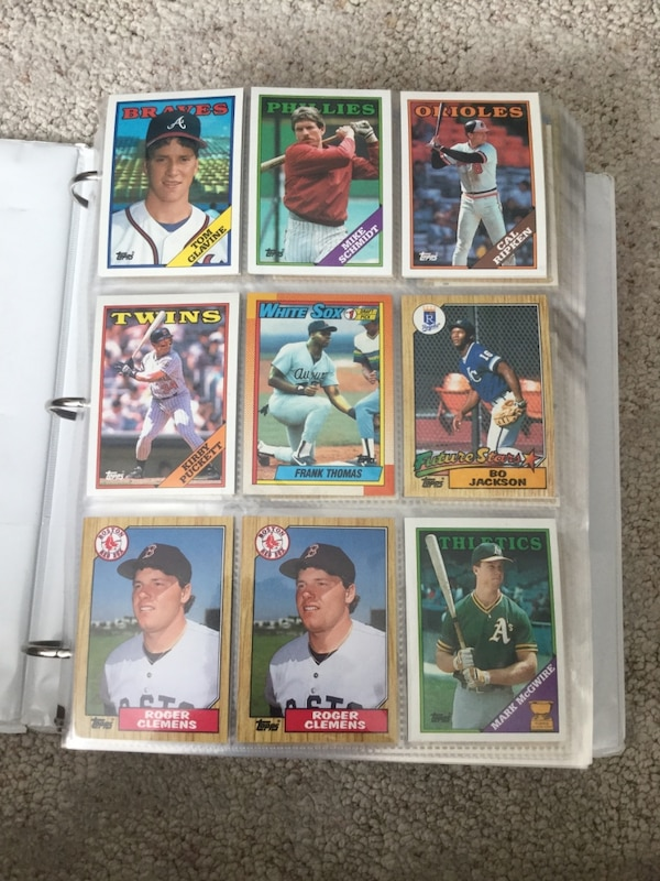 Some Of The Most Valuable Baseball Cards From 80s