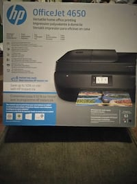 HP Office Jet 4650 Printer