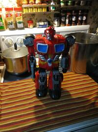 Happy kid toy group 14' tall 2012 robot toy Summerville